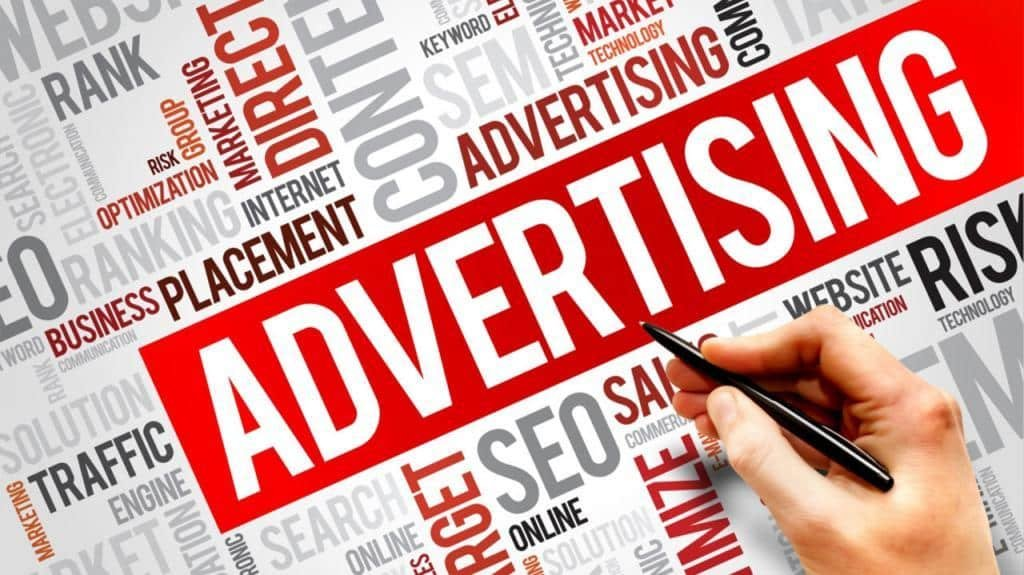Commercial advertising strategy