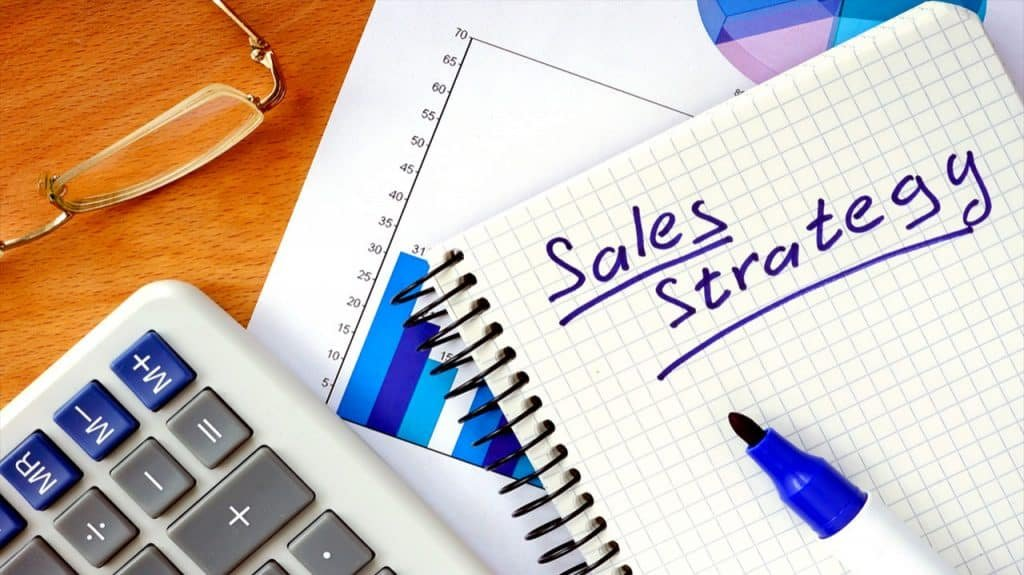 Sell more with the proper strategy