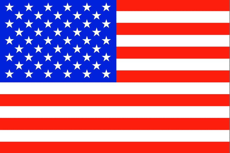 flag of EEUU