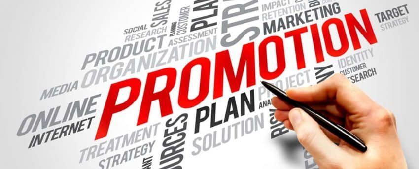 Viral promotion: 5 keys to success.