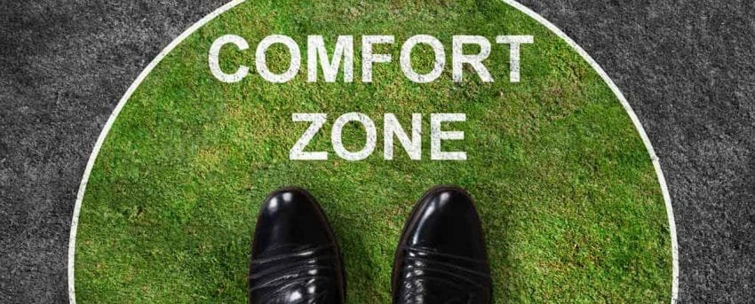 9 tips for getting out of your comfort zone